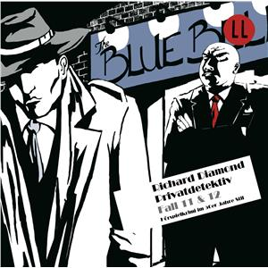 Hörspiel Cover: Richard Diamond Fall 11 & 12 (Download)