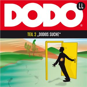 Hörspiel Cover: DODO Teil 2 (Download)