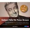 H�rbuch Cover: Sieben F�lle f�r Pater Brown