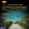 Hörbuch Cover: Ostfriesenkrimis