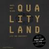 Hörbuch Cover: QualityLand (dunkle Edition)