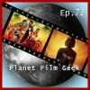 Hörbuch Cover: Planet Film Geek, PFG Episode 72: Thor: Ragnarok, Professor Marston and the Wonder Women (Download)