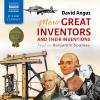 Hörbuch Cover: More Great Inventors and their Inventions (Download)