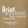 Hörbuch Cover: Ein Briefwechsel (Download)