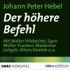 Hörbuch Cover: Der höhere Befehl (Download)