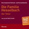 Hörbuch Cover: Die Familie Hesselbach - Der Teller (Download)