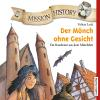 Hörbuch Cover: Mission History – Der Mönch ohne Gesicht (Download)