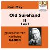 Hörbuch Cover: Old Surehand II (4 von 4) (Download)