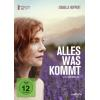 Hörbuch Cover: Alles was kommt